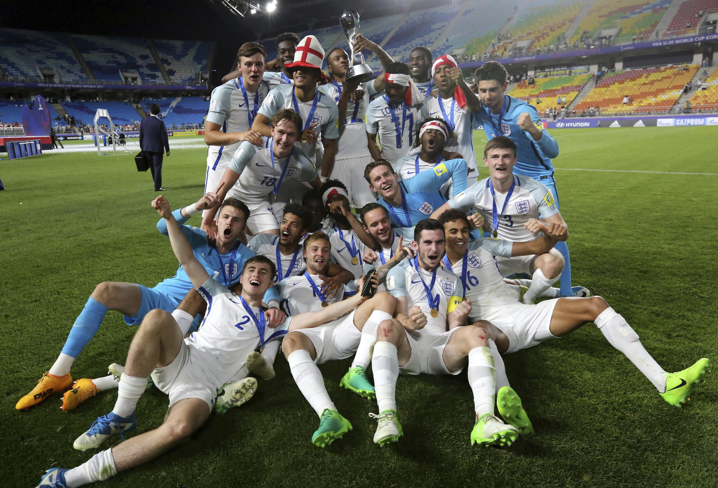 Calvert-Lewin goal sees England defeat Venezuela in final