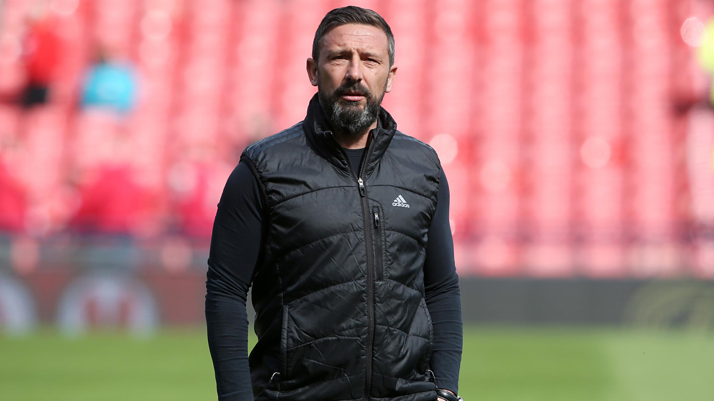 Sunderland talks to start with Derek McInnes and Tony Docherty